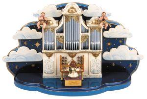 255-251h0008 Hubrig Mittlere Orgelwolke