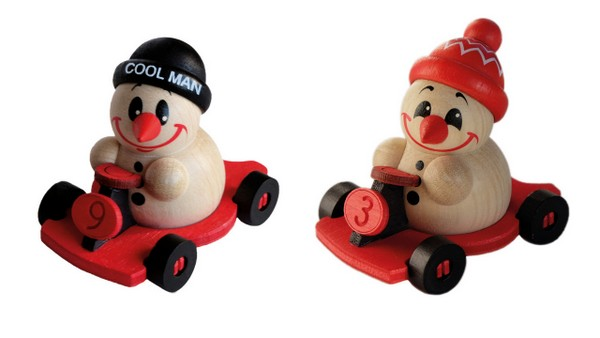 Fritz&Freddy Go Car